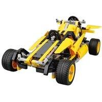 468PCS Assembled RC Cars SDL 2018 2.4G 1:16 Remote Control high speed Electric DIY Splice Puzzle Toys RC Car