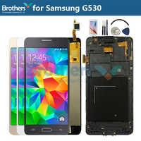 Pour Samsung Galaxy Grand Prime G530 écran LCD avec cadre G530F SM-G530F G530H écran LCD écran tactile numériseur assemblée Test