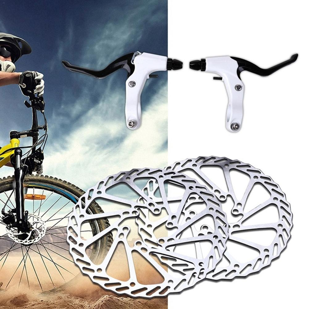 BMX Mountain Bike Mechanical Disc Brake Front /& Rear Set with G3 160mm Rotors US