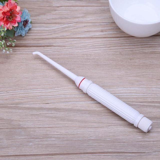 Interdental Oral Water Jet Toothbrush 8 pcs Set