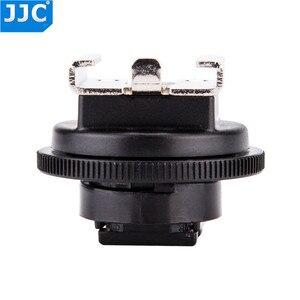 Image 4 - JJC Hoạt Động Giao Diện Giày Nóng AIS đến Đa Năng Hot shoe Adapter cho Sony VG30 VG30H HDR HC9 XR200V XR550V CX550V HC9 SR5C CX12