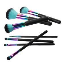 Beauty Girl New Hot 7PCS Cosmetic Makeup Brush Makeup Brush Eyeshadow Brush Oct 31