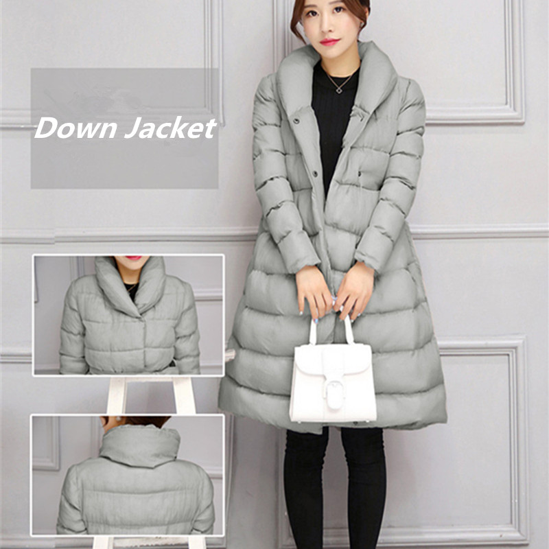 324d90124bd59 2018 Maternity Clothes For Pregnant Women Winter Thicken Down Coats  Pregnancy Clothing Jacket Plus Size 2XL. sku  32950920224