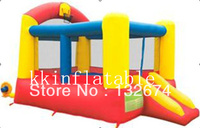 Interesting air bouncer inflatable trampoline for baby bouncer
