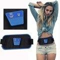 1 pc Novo Cintura Slimming Belt Barriga Mulheres Elétrica Máquina de Vibração Massageador Anti Celulite Queimador de Gordura do Ombro Para Trás