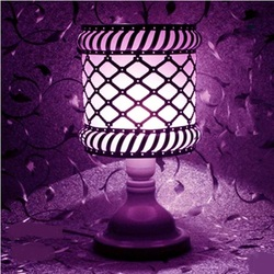 Wysyłka europejski sypialnia lampki nocne lampa stołowa dekoracji sala weselna nowoczesne  minimalistyczne ciepłe kreatywny ściemniania lampy LU826477