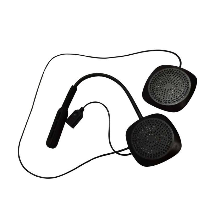 Motor Wireless Bluetooth Headset Motorcycle Helmet HiFi Headphone Speaker Handsfree Music Earphone For Scooter Hat