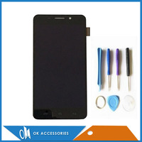 Black White Color For UleFone Metal LCD Display Touch Screen Digtizer With Tools 1PC Lot