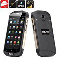 Original IP68 MANN ZUG5S + Impermeable smartphone 3 GB RAM 32 GB ROM 4G LTE Android 5.1 Quad core Teléfono Móvil A Prueba de Golpes pk BV6000