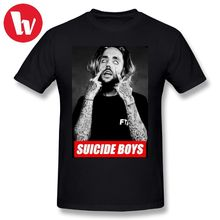 $uicideboy$ T Shirt Suicide Boys Mens T-Shirt Suicideboys Men Cotton Tee Classic Awesome Plus Size 5XL 6XL