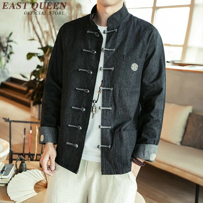 Traditional chinese clothing for men bruce clothes chinese traditional jacket chinese traditional men clothing AA3117 Y