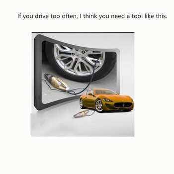Multifunctional Vacuum Cleaner for Automobile for fiat punto abarth 500 stilo ducato palio bravo doblo Car-Accessories