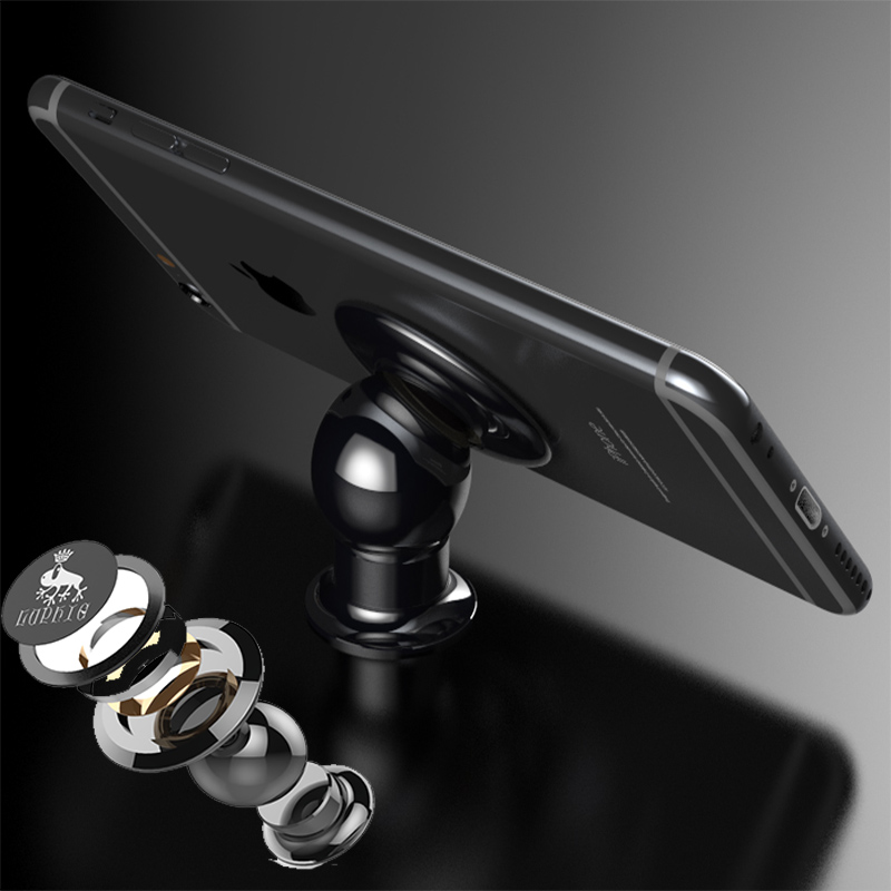 Universal Car Phone Holder Magnetic Air Vent Mount Stand Rotation Mobile Phone