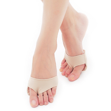 2pcs=1pair Forefoot Support Pad Bunion Corrector Professiona