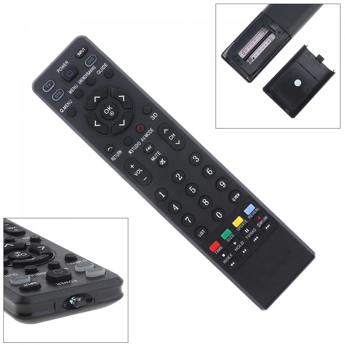 Replacement Remote Controller with 10M Transmission Distance for LG TV AKB73615327 / MKJ61842705 / AKB73275615 / MKJ42519609
