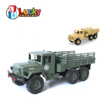 Children Toys 1:16 Military Climbing 2.4G Truck rc with Innovative Ideas Remote Control RC Truck carro de controle remoto
