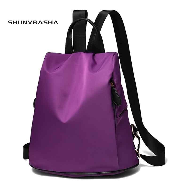 popular Casual Women Backpack Kanken Hand Bags cheap backpack Feminina Mochila Mujer School Oxford For Girls