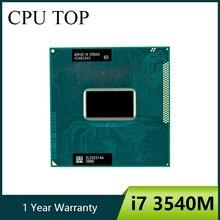 Intel Core I7 3540M 3.0GHz 4M Ổ Cắm G2 Laptop Bộ Vi Xử Lý CPU SR0X6
