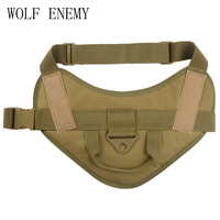 Tactical Military High Quality Hunting Vest Law Enforcement Dog Training Vest Airsoft Sport Hunting Gear 7