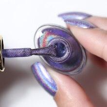Holographic Style Nail Polish