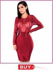 Hambelela Red  Blue  Black Women Autumn Long Sleeve Sequin Bodycon Tops  Shirt Sexy Sheer Mesh Women Clothing Fashion Club Party Wear 616009b7f44b