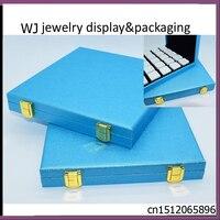 25pcs Gem Jar Storage Case Gemstones Jewelry Display Box And Tray Collection Showcase Loose Diamond Beads
