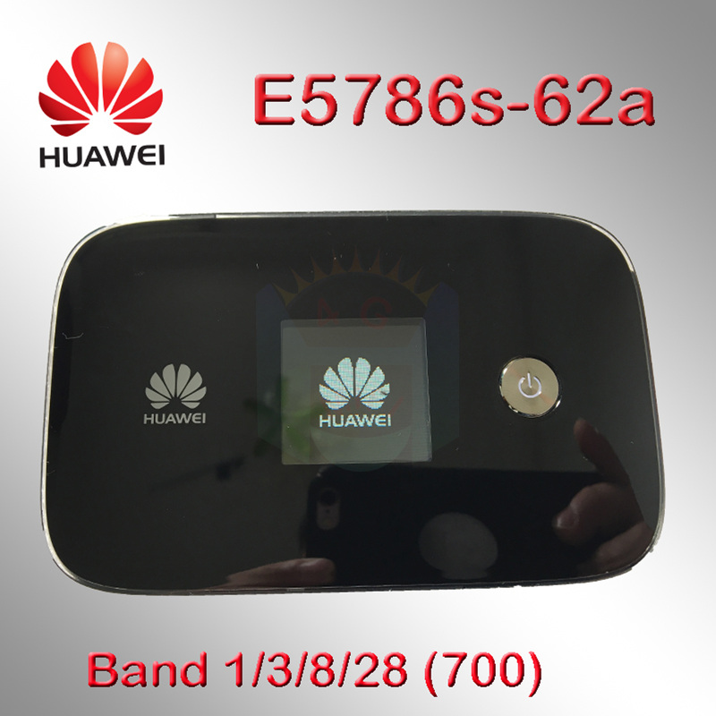 Unlocked New Original HUAWEI E5786 E5786s-62a 4G LTE Advanced CAT6 300Mbps 4G Pocket WiFi Router mobile hotspot Wireless Router wholesale original unlock huawei e5786 300mbps 4g wireless router with sim card slot and 4g lte cat6 mobile wifi router