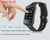 Smartch TK002 Smart Wristband Original IP67 Heart Rate Monitor Long Standby Fitness For Android IOS PK