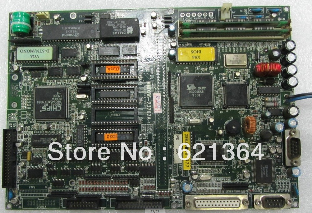 Techmation MMIX86-232X2A-1  Motherboard  for industrial use new and original  100% tested okTechmation MMIX86-232X2A-1  Motherboard  for industrial use new and original  100% tested ok
