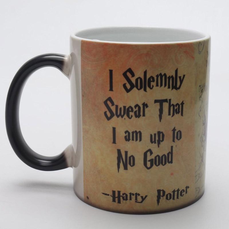 Harry Potter Color Changing Mug 1