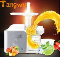 Free shipping Juice machine electric baby low speed fruit juice multifunctional extractor