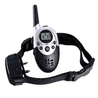 Electric Dog Collars for Training Dog and Dog Training Collars 500 M Anti Barking Rechargeable Waterproof Range 546 Yards