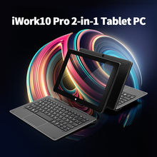 "* Alldocube 10.1 ""Iwork10 Pro Tablet PC Tam Görünüm IPS 1920*1200 Windows10 + Android 5.1 Intel Atom x5-Z8350 4GB Taşınabilir tablet PC(China)"