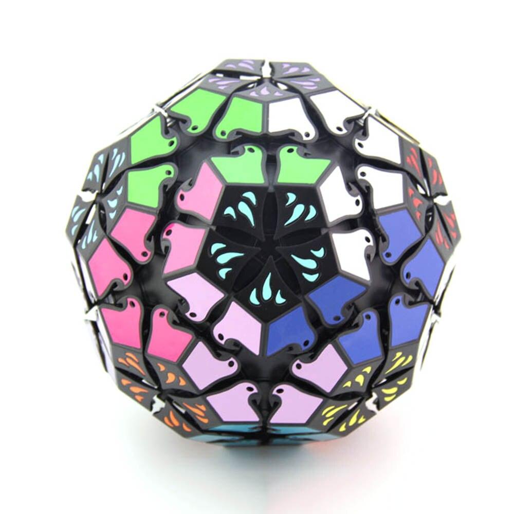 VeryPuzzle Lovebird Football 32 côtés Cubes magiques Puzzle Speed Cube jouets éducatifs cadeaux pour enfants enfants
