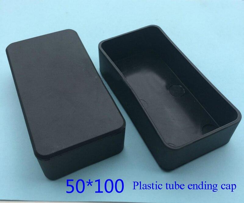 Caoutchouc de Table Mobilier de Pied Couverture Pads Protector 36mm Trou Dia 2 Pcs