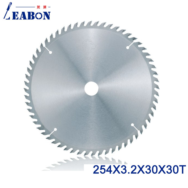 254mm TCT Saw Blade 254*3.2*30*30T (ATB Teeth ) Woodworking Circular Saw Blade for Woodworking Cutting