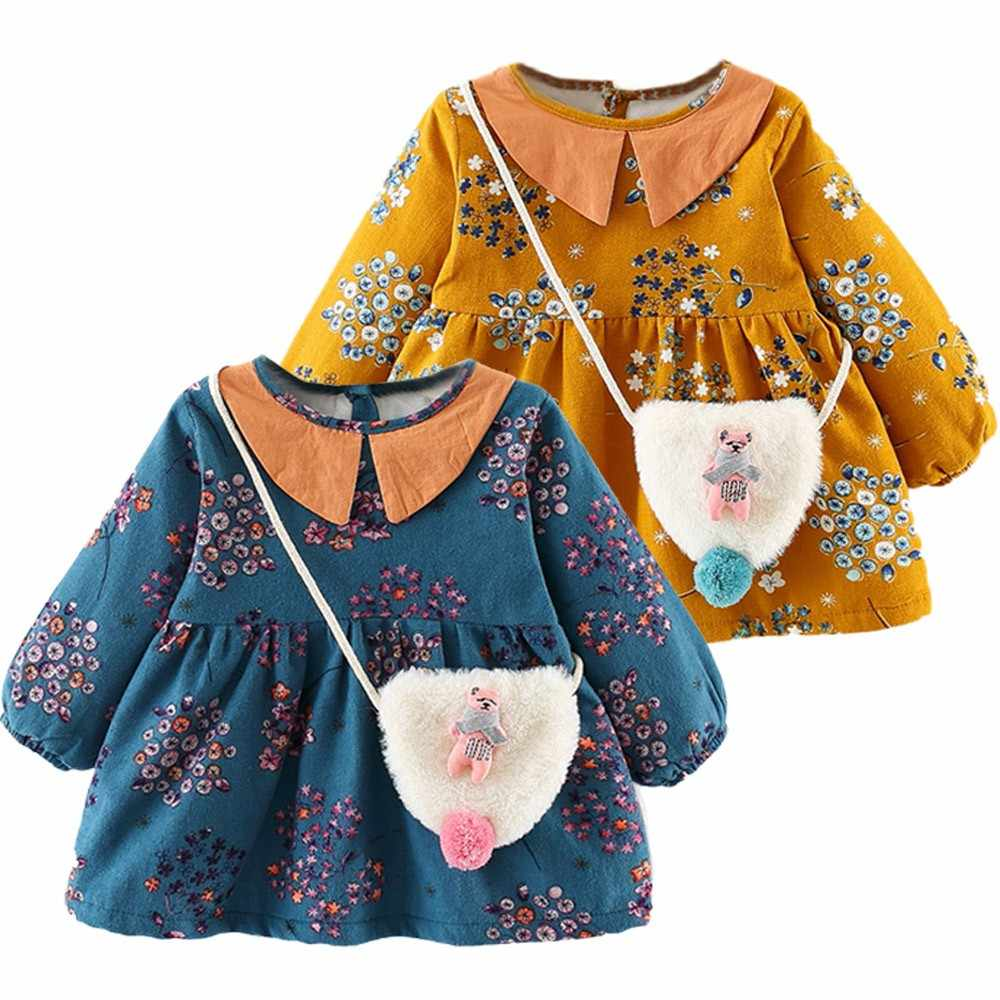 7d366ef8cb4f5 Detail Feedback Questions about 0 24M winter girl suit baby long ...