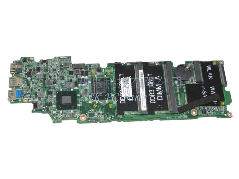 ФОТО CN-0D6MN7 0D6MN7 D6MN7 Main board For Dell 13Z 5323 Laptop motherboard i3-2367M DDR3 100%test