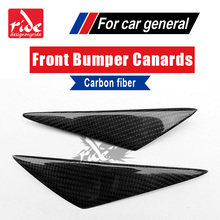 For Benz E Class W213 Universal 4Pcs Fit Front Bumper Lip Splitter Air Knife Auto Body Kit Car Spoiler Canards Valence Accessory fit 05 06 07 08 09 10 11 12 13 chevy corvette c6 base front bumper lip splitter spoiler pu