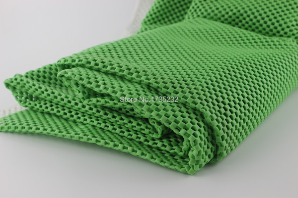 1*1.6 M Environmental protection PVC Supermarket garden stuff shelf fruit and vegetable Anti-crimp non-slip nets mat семена flowers and plant supermarket