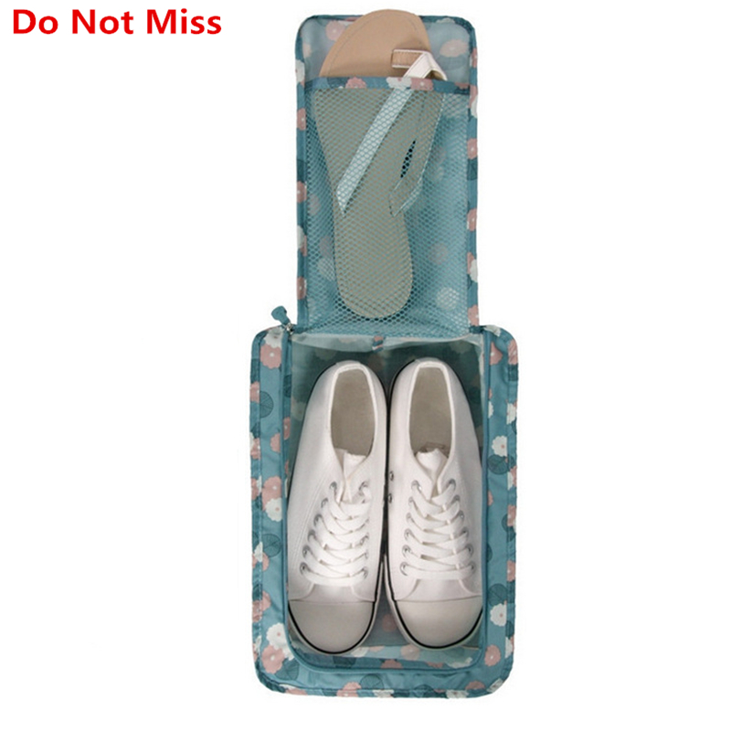 Do Not Miss Drop ship women Travel Storage Shoes Bag High capacity men Shoes organizer bag Travel accessories
