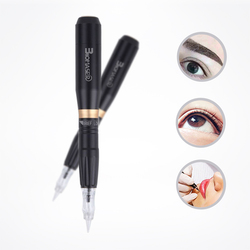 Biomaser permanent makeup machine professional makeup gun tattoo pen machine permanent eyebrow lip contour pen tattoo gun