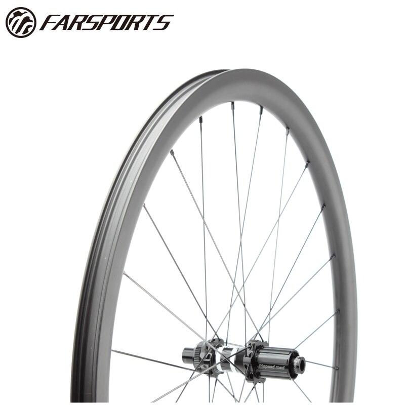 disc brake bike wheels
