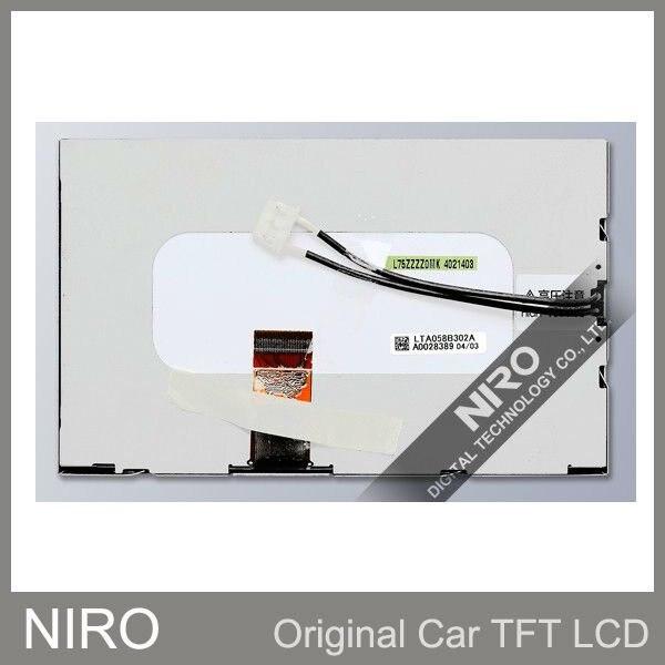 Niro DHL/EMS A+ автомобильный TFT ЖК-мониторы от LTA058B302A