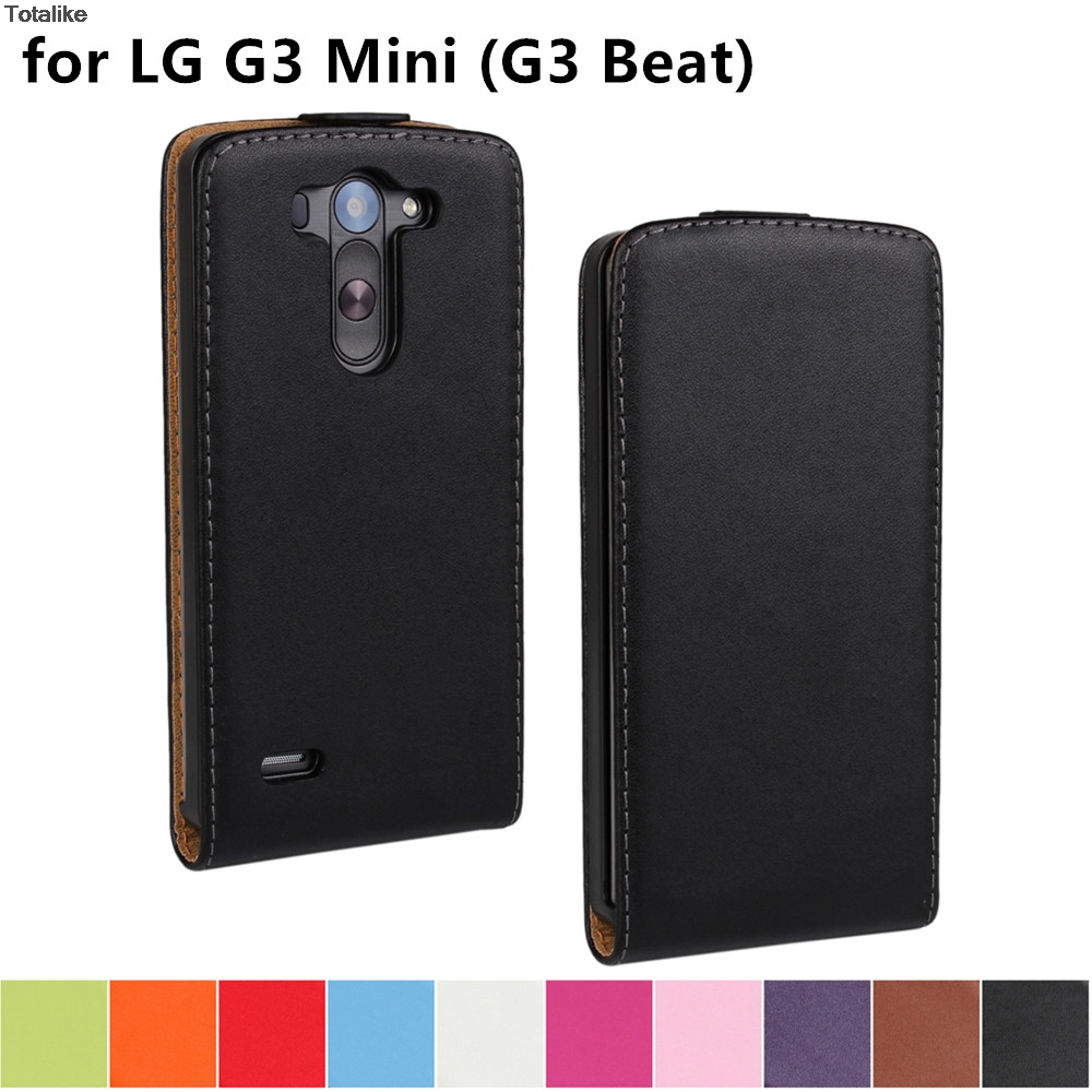 Clamshell telefon fall für LG G3s/G3 Vigor/G3 Beat/G3 Mini 5,0