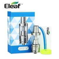 100% D'origine Eleaf ijust 2 Atomiseur 5.5 ml Capacité pour išmoka je juste 2 Kit je Just2 TC Atomiseur avec CE Tête e-cigarettes