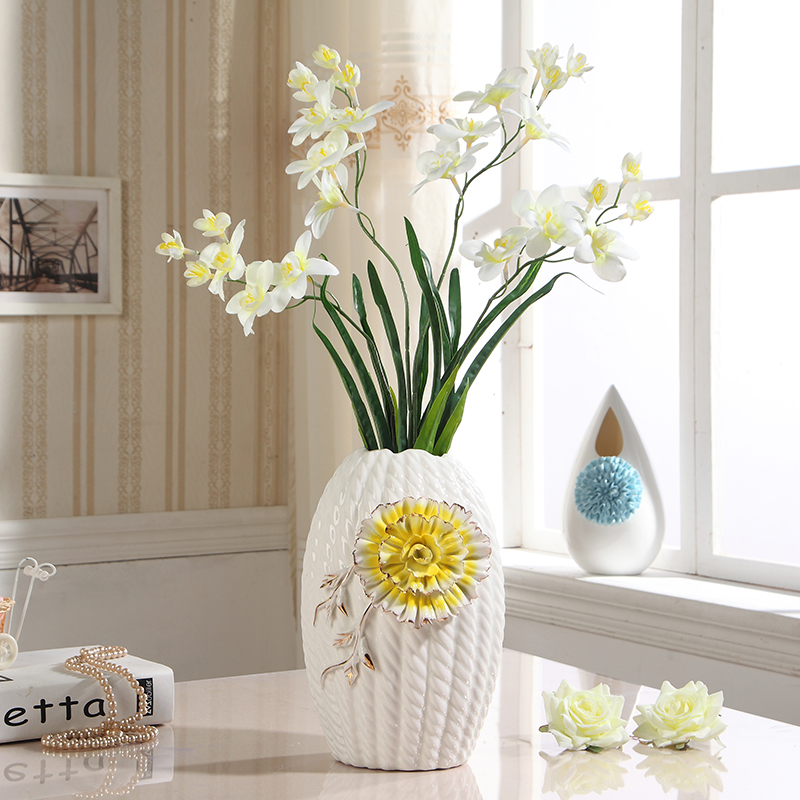 Hydroponic Fashion Ceramic Flower Vase Decoration Living Room Rhaliexpress: Flower Vase For Living Room At Home Improvement Advice
