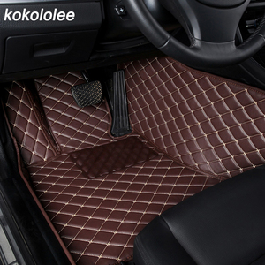 Image 5 - kokololee custom car floor mats for honda accord 2003 2007 2019 city jazz crv civic stream elysion spirior insight floor mats