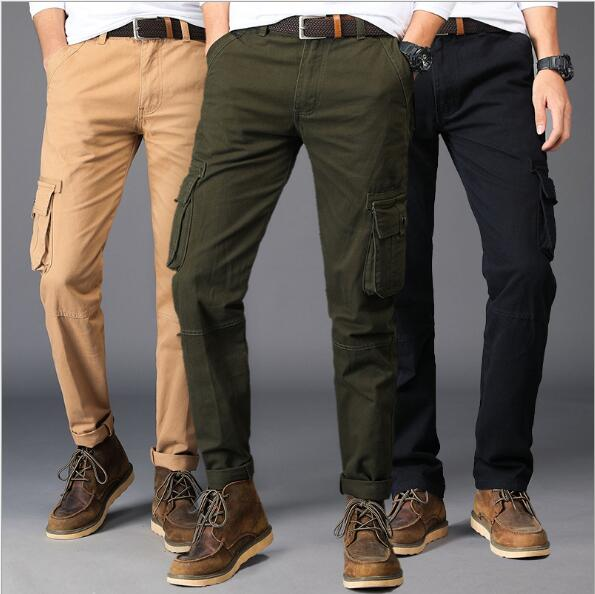pantalon cargo homme aliexpress