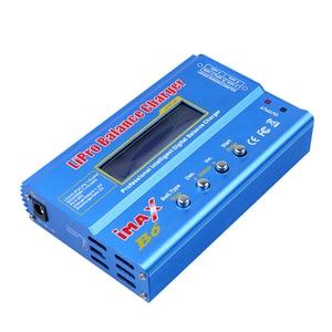 Image 2 - kebidu High Quality New iMAX B6 Lipro NiMh Li ion Ni Cd RC Battery Balance Digital Charger Discharger with LED Screen